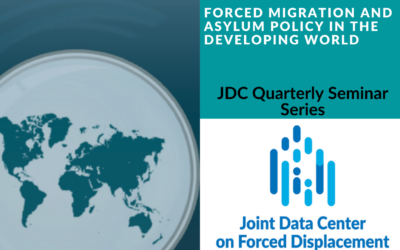 Seminar on Forced Migration and Asylum Policy in the Developing World